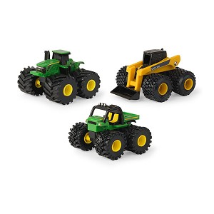 John Deere 2.5-inch Monster Treads Mini Mudder Set - 37927A