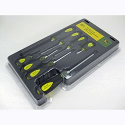 John Deere 8-piece Screwdriver Set - TY26565