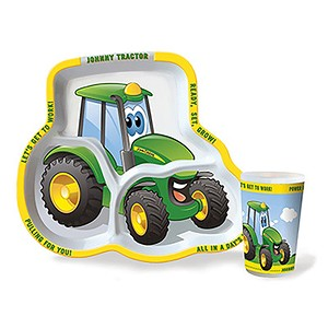 John Deere Childrens 2-Piece Dinner Set - 14149