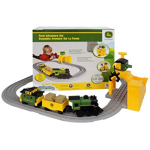 John Deere Lionel Farm Adventure Non-powered Train Set - LP63788