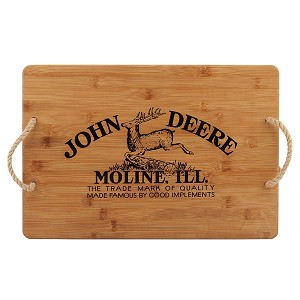 John Deere Bamboo Serving Tray - LP71677