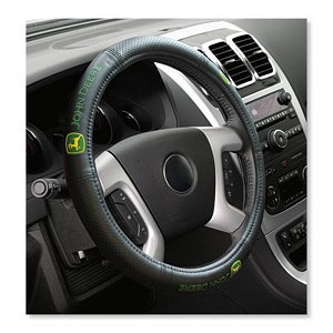 John Deere Elite Series Steering Wheel Cover - 006624R01