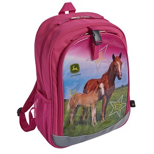 John Deere Horses Backpack - JFL814PC