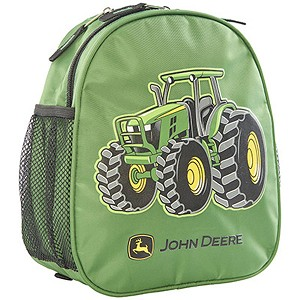 John Deere Tractor Backpack with Hood - JFL548GT