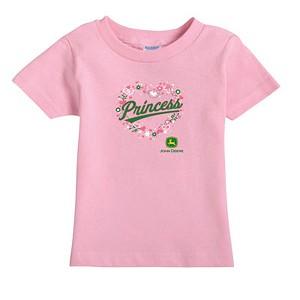 John Deere Princess T Shirt 54735