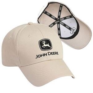 891200a50e4f7 John Deere Authentic Twill Cap - LP17595