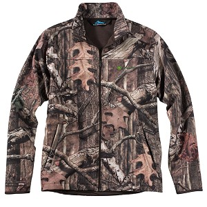 John Deere Men's Quests Camo Jacket - 218048