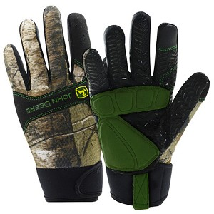 John Deere Men's Realtree Xtra Touchscreen Glove - LP67381 - LP67379 - LP67380